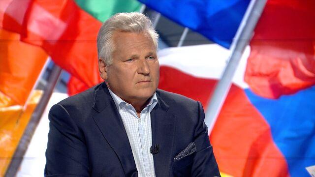 Kwaśniewski: Europa patrzy, przedwyborcze maskarady nie działają