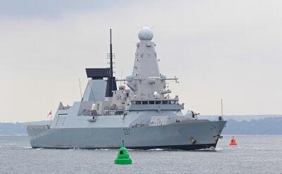 Wielka Brytania wysyła do Zatoki Perskiej niszczyciel HMS Duncan
