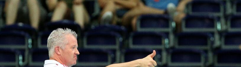 Vital Heynen zdecydował. Na mistrzostwa Europy bez Kurka