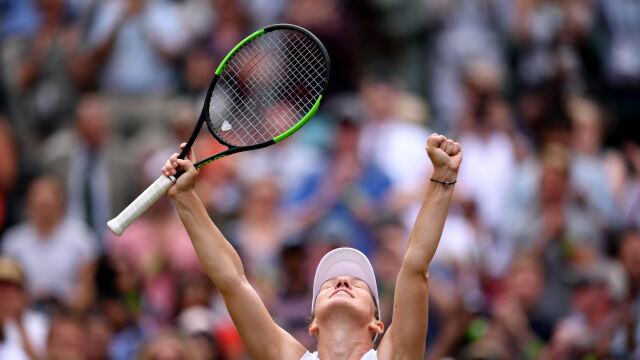 Przekreślone marzenie Williams. Halep mistrzynią Wimbledonu
