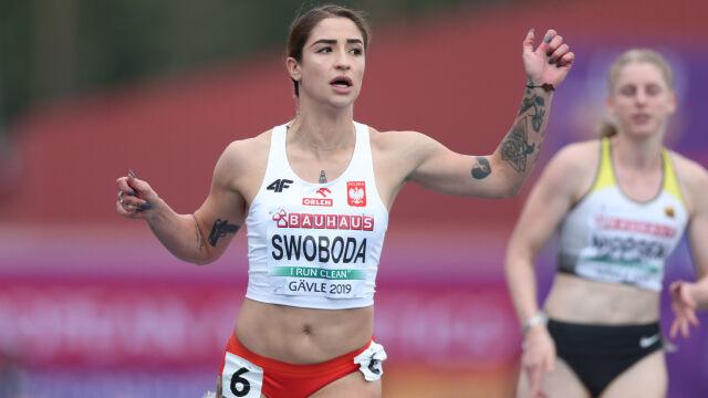 Swoboda zdobyła złoto i zrezygnowała z mistrzostw. Bukowiecki poza konkurencją