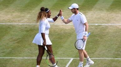 Gwiazdorski duet pokonany. Williams i Murray bez ćwierćfinału