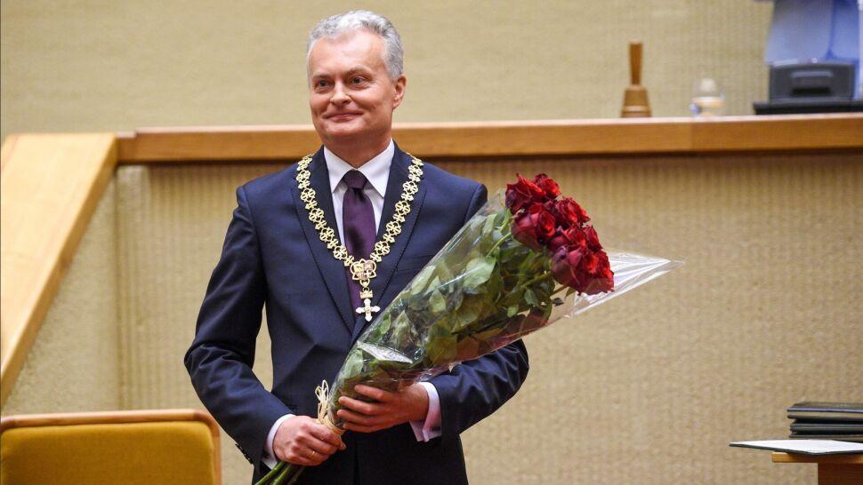Prezydent Litwy zaprzysiężony: zachowanie tożsamości narodowej staje się skomplikowane
