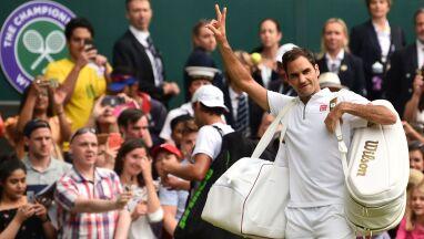 Federer pogodził Nadala z Djokoviciem. Ekspresowy spacerek mistrza z Bazylei