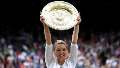 Wimbledon odwołany, Halep nie rozpacza