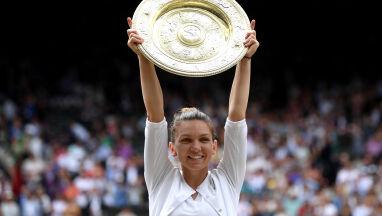 Wimbledon odwołany, Halep nie rozpacza: będę mistrzynią rok dłużej