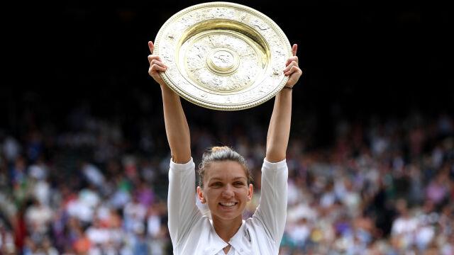 Pierwsza Rumunka z tytułem na Wimbledonie spełniła wielkie marzenie swojej mamy