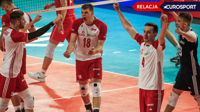 Polska - Rosja w Final Six siatkarzy [RELACJA]