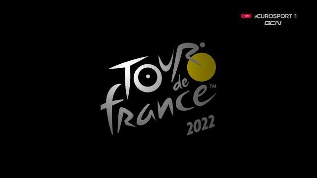 Trasa Tour de France 2022