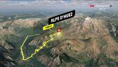 Alpe d'Huez na mecie 12. etapu Tour de France 2022