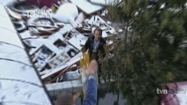 Fala tsunami wyrządziła ogromne zniszczenia (Reuters)