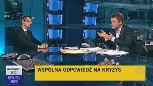 Konrad Niklewicz, rzecznik polskiej prezydencji: Wynik szczytu to też nasz sukces / TVN24
