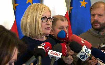 Rzeczniczka rządu o dialogu polsko-izraelskim