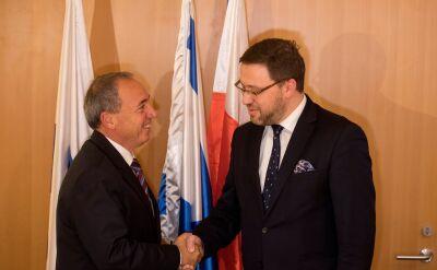 Jacek Tacik o spotkaniu polsko-izraelskim