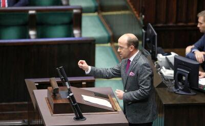 Budka: Ziobro jest jedynym ministrem w historii, za którego czasów wydłużyły się postępowania sądowe i prokuratorskie