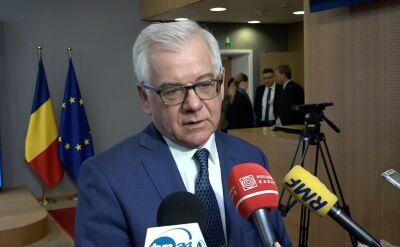 MSZ: oczekujemy, że strona izraelska wycofa się z jego słów
