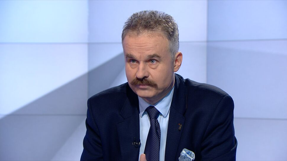 Paruch: opozycja skupiona w Koalicji Obywatelskiej jest łatwiejszym przeciwnikiem