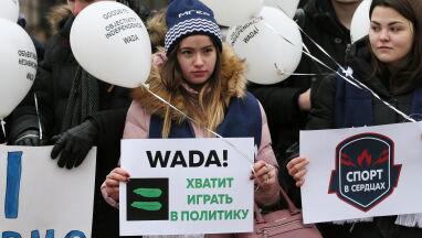 Wykluczona z igrzysk Rosja ma nadzieję na lepsze potraktowanie z powodu pandemii