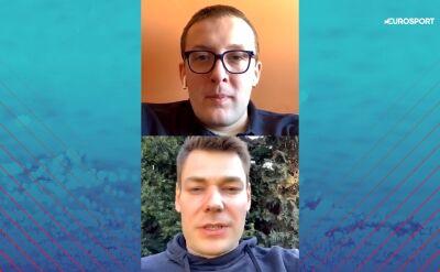 Paweł Wojciechowski o motywacji do treningów