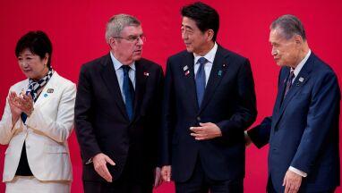 Szef MKOl nie odwiedzi Japonii. Oficjalna wizyta odwołana
