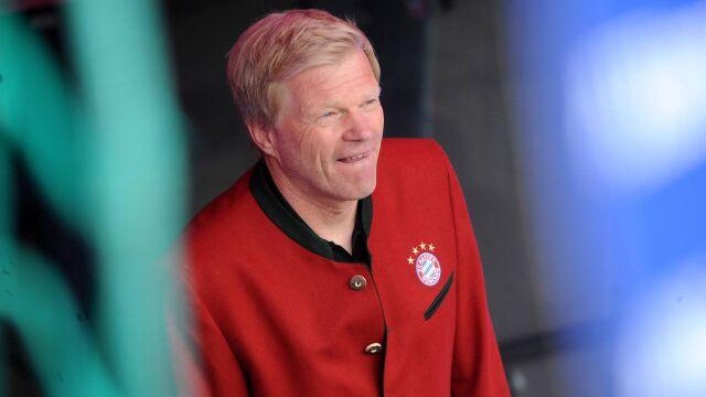 Zmiany w Bayernie. Kahn członkiem zarządu, później zostanie dyrektorem