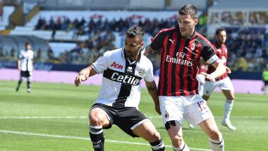 Milan rozczarował na całej linii. Remis z Parmą po bezbarwnej grze