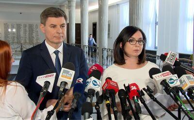 Gasiuk-Pihowicz: rząd PiS otwiera nowy front w wojnie z instytucjami Unii