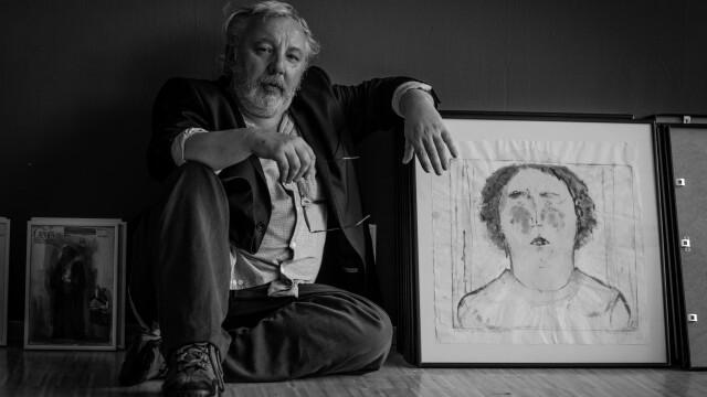 Zmarł Ryszard Kaja. Wybitny grafik i scenograf miał 57 lat