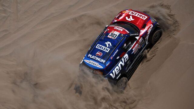 Rajd Dakar przeciera nowe szlaki. Przenosi się na inny kontynent