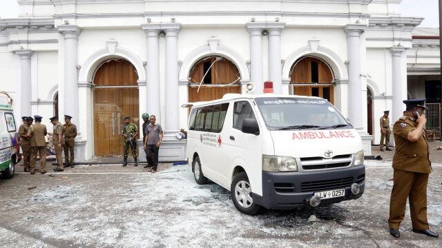 """Papież o """"ofiarach okrutnej przemocy"""" na Sri Lance"""