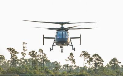 Próby śmigłowca S-97 Raider
