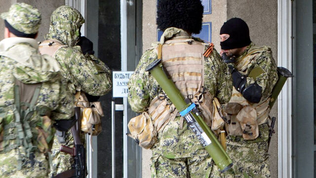 """""""Ukraińscy ochotnicy blokują pomoc humanitarną"""""""