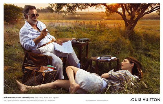Francis Ford Coppola i jego córka, Sofia Coppola