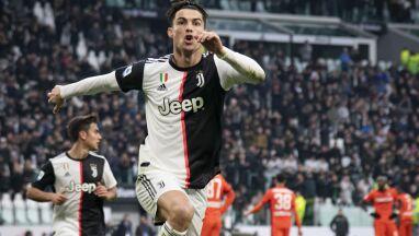 Ronaldo nie zostanie klubowym kolegą Lewandowskiego.