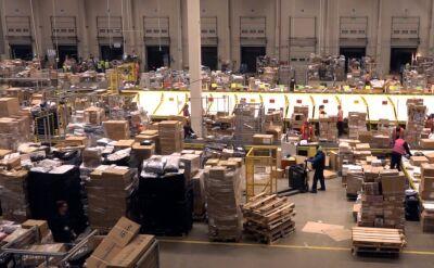 Firmy kurierskie toną w przesyłkach