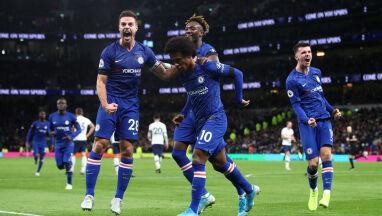 Uczeń ograł mistrza. Derby Londynu dla Chelsea