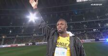 Bolt gwiazdą ceremonii otwarcia Stadionu Narodowego w Tokio
