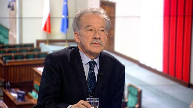"""Wojciech Hermeliński w """"Faktach po Faktach"""""""