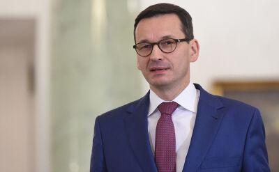 """""""Morawiecki jest premierem, nie delfinem"""""""