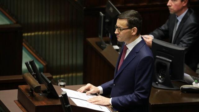 """""""Pragnępodziękować pani premier Beacie Szydło za wspólne lata ciężkiej pracy"""""""