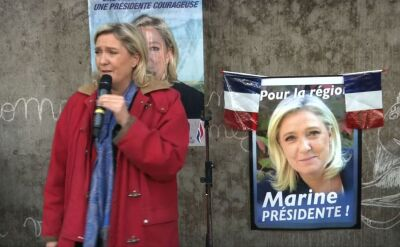 Francja skręca na prawo