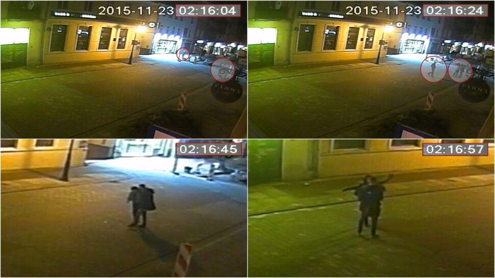 Policja: Ewa Tylman i Adam Z. przez około 50 minut byli przed klubem