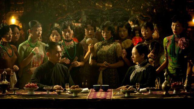 Tony Leung i Zhang Ziyi