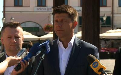 Petru: apelujemy o zewnętrzny audyt ws. reprywatyzacji