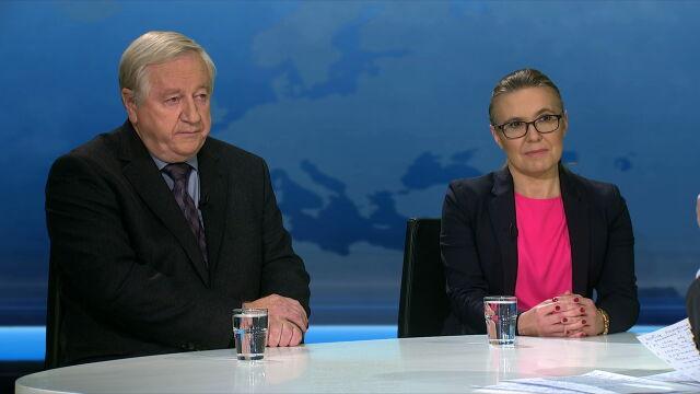 Gośćmi TVN24 byli profesor Bogdan Góralczyk i doktor Justyna Szczudlik