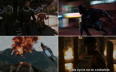 "Zwiastun filmu ""Czarna Pantera"""