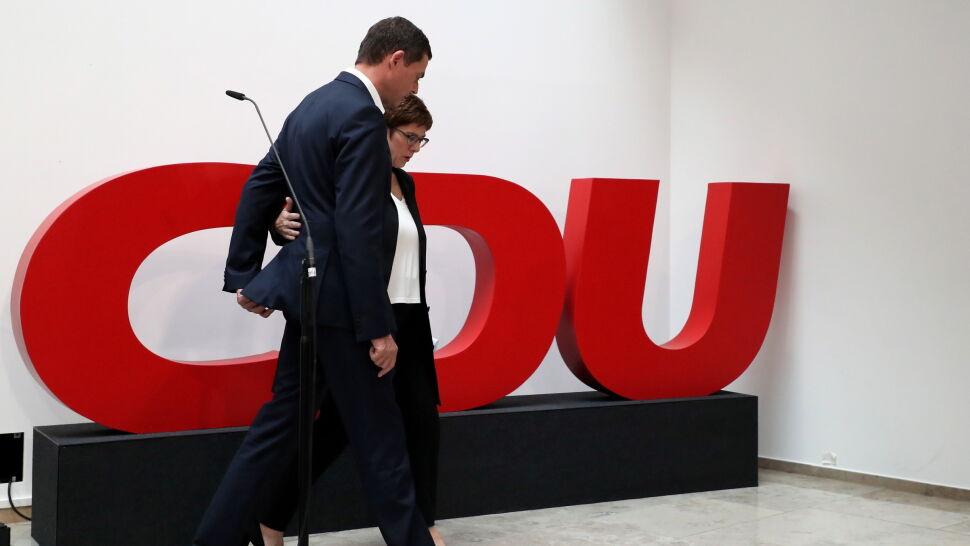 """""""CDU stałaby się zbędna"""". Chadecy wykluczają koalicję z Lewicą i AfD"""