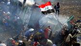 Antyrządowe protesty w Bagdadzie