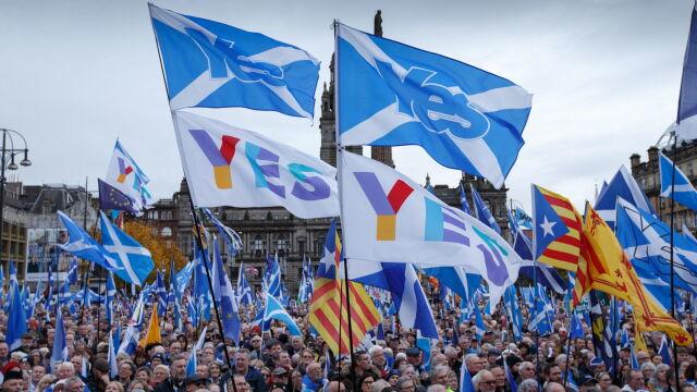 Szkockie władze chcą drugiego referendum. Johnson: nie widzę powodu, by do tego wracać