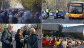 Trwa policyjna akcja Znicz. Zmiana organizacji ruchu w pobliżu cmentarzy